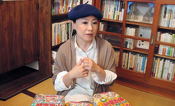 株式会社センジュ出版 吉満明子さん