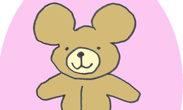 お子様とキャラクターの話:第2回 モフモフの意味とは?