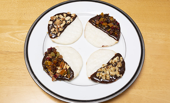 グルテンフリー大人のおやつ「おこせんチョコ」